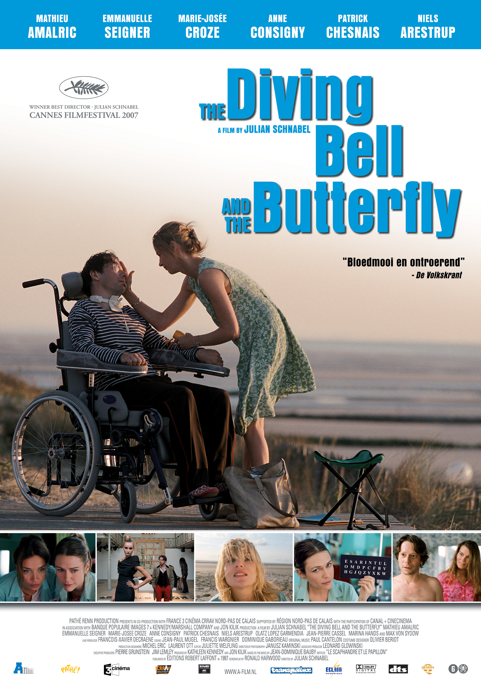 The Diving Bell and the Butterfly Summary & Study Guide