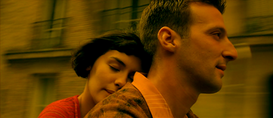 The look and character from Amelie looks quite similar to....