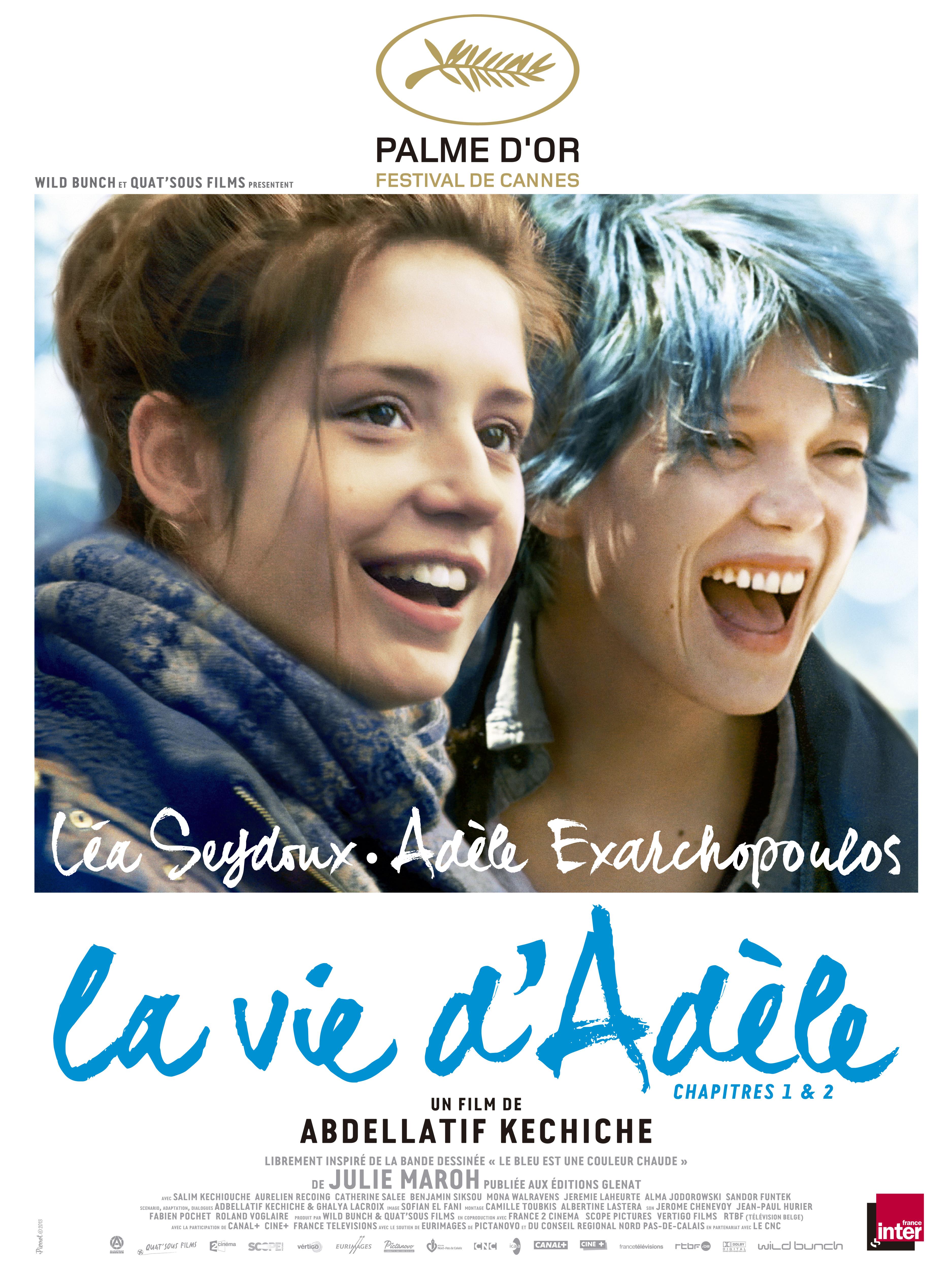 La Vie d'Adèle:...