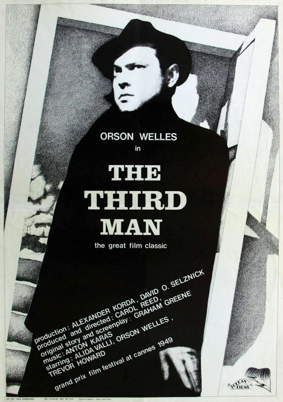 The Third Man review – a near-perfect work