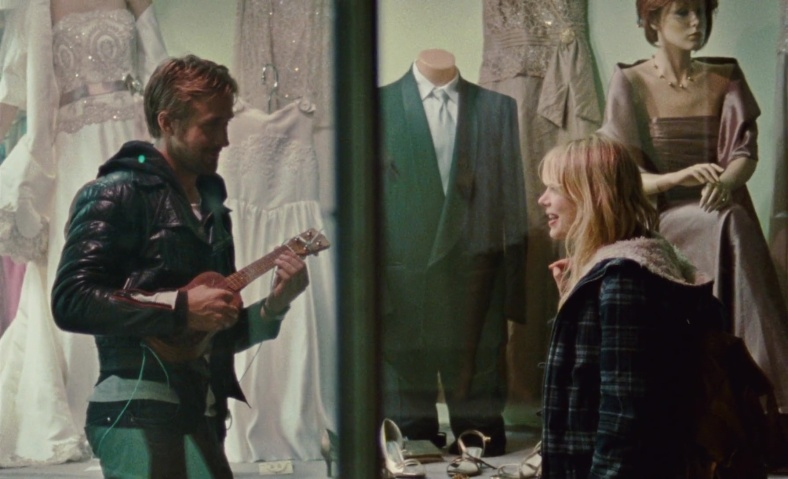 The 16mm scenes contain warmth and breathing room for the characters.